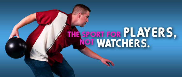 This Sport Is For Players Not Watchers
